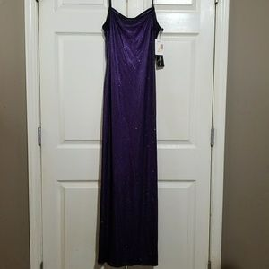 Rimini | Vintage Formal Beaded Gown NWT    8